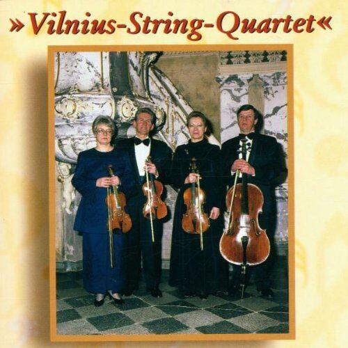 Vilnius String Quartet - Vilnius-String-Quartet - Preis vom 08.04.2021 04:50:19 h