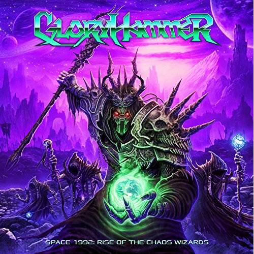 Gloryhammer - Space 1992: Rise Of The Chaos Wizards (Limited First Edition) - Preis vom 20.10.2020 04:55:35 h