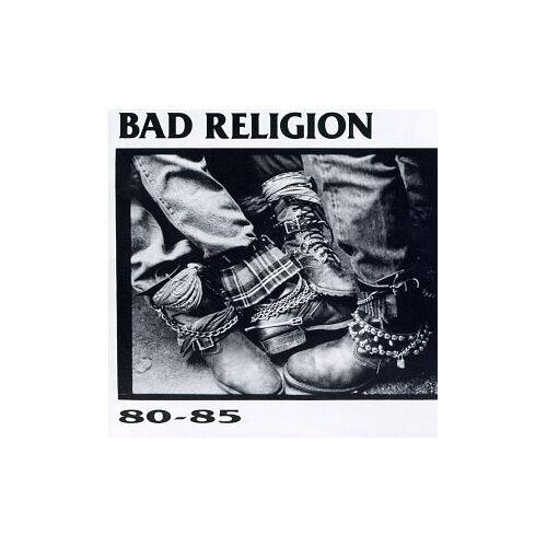 Bad Religion - 80-85 - Preis vom 22.02.2020 06:00:29 h