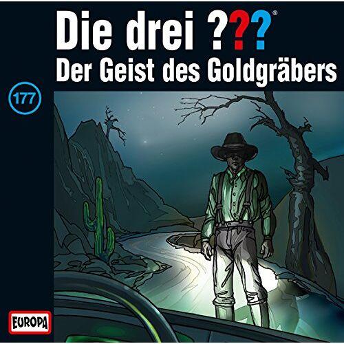 Die drei ??? - 177/der Geist des Goldgräbers - Preis vom 23.01.2020 06:02:57 h