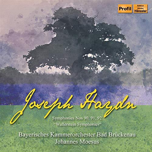 Bko Bad Brückenau - Haydn Wallerstein Symphonies - Preis vom 11.05.2021 04:49:30 h