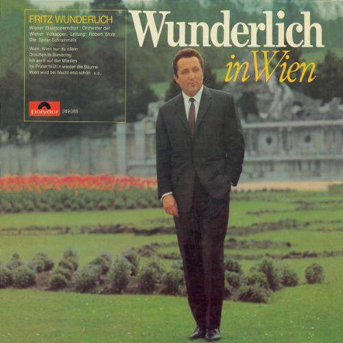 Fritz Wunderlich - Wunderlich in Wien - Preis vom 26.02.2021 06:01:53 h
