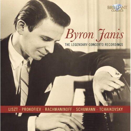 Byron Janis - Byron Janis Edition - Preis vom 20.10.2020 04:55:35 h