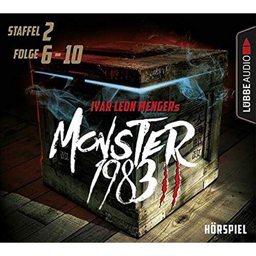 Menger, Ivar Leon - Monster 1983: Staffel II, Folge 6-10 - Preis vom 28.02.2021 06:03:40 h