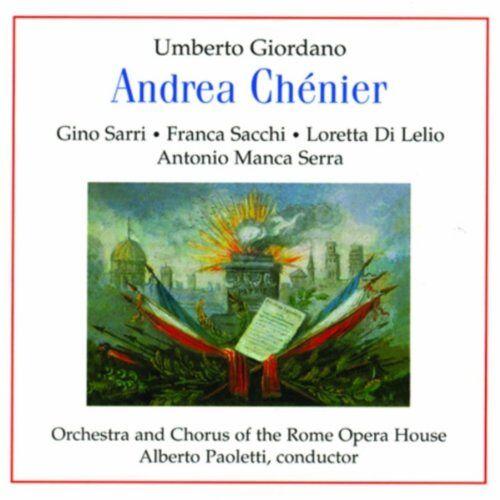 Paoletti - Andrea Chenier - Preis vom 05.03.2021 05:56:49 h