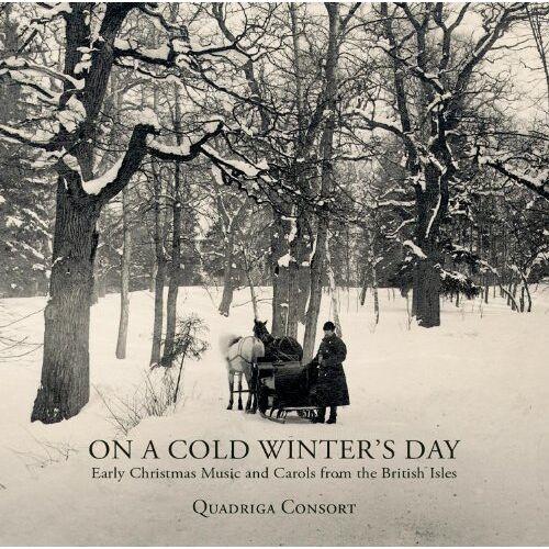 Quadriga Consort - On a Cold Winter's Day - Preis vom 19.10.2020 04:51:53 h
