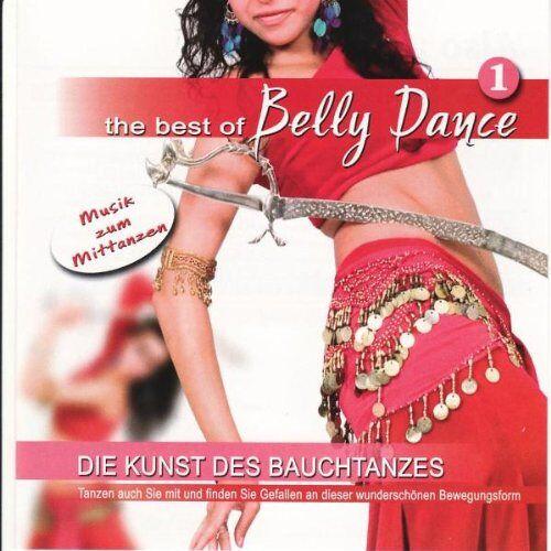 Best of Belly Dance (Bauchtanz) - Die Kunst des Bauchtanzes (Musik zum Bauchtanzen) - Preis vom 27.02.2021 06:04:24 h