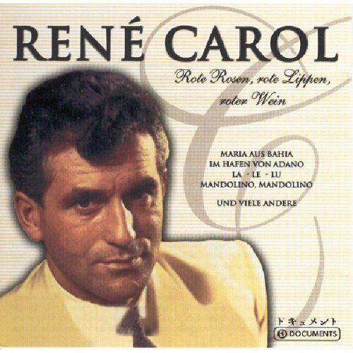 Rene Carol - Carol,Rene-Rote Rosen,Rote l - Preis vom 21.02.2020 06:03:45 h