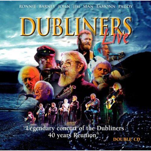 the Dubliners - Dubliners Live - Preis vom 11.05.2021 04:49:30 h