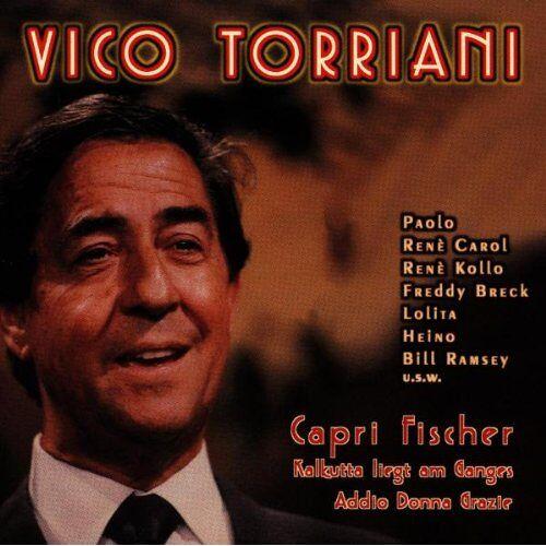 Vico Torriani - Capri Fischer - Preis vom 15.01.2021 06:07:28 h