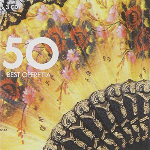 Various - 50 Best Operetta - Preis vom 20.10.2020 04:55:35 h