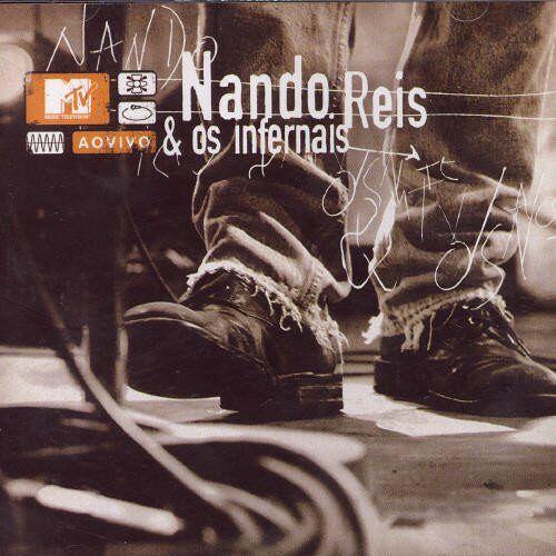 Nando Reis - Mtv Ao Vivo - Preis vom 16.01.2021 06:04:45 h