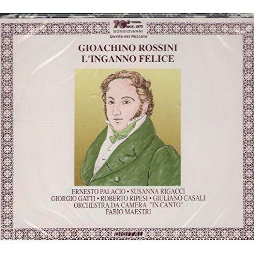 Rigacci - L'Inganno Felice (Ga) - Preis vom 11.05.2021 04:49:30 h
