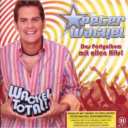 Peter Wackel - Wackel Total ! - Preis vom 14.04.2021 04:53:30 h