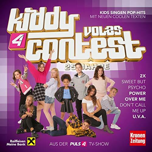 Kiddy Contest Kids - Kiddy Contest,Vol.25 - Preis vom 08.04.2021 04:50:19 h