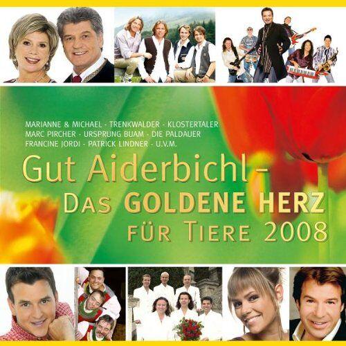 Various - Gut Aiderbichl das Goldene - Preis vom 20.04.2021 04:49:58 h