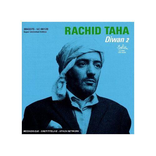 Rachid Taha - Diwan 2 - Preis vom 20.10.2020 04:55:35 h