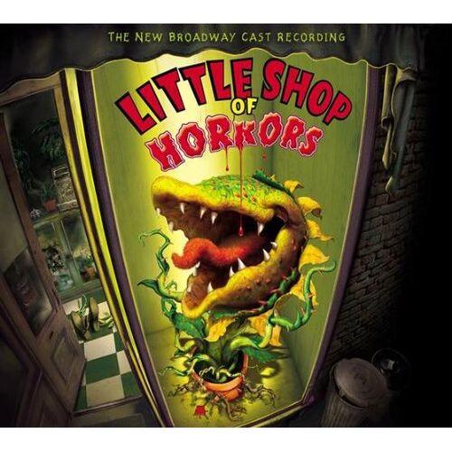 Cast-broadway - Little Shop of Horrors (Broadway) - Preis vom 15.05.2021 04:43:31 h