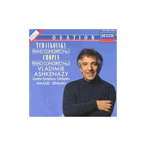 Vladimir Ashkenazy - Piano Concerto Nos. 1 / Piano Concerto No. 2 - Preis vom 20.10.2020 04:55:35 h