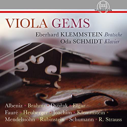 Eberhard Klemmstein - Viola Gems - Preis vom 20.10.2020 04:55:35 h