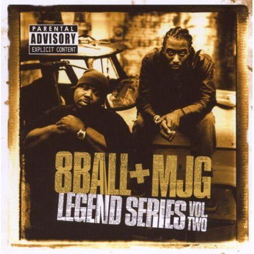 8ball & Mjg - The Legends Series Vol.2 - Preis vom 13.05.2021 04:51:36 h