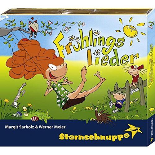 Sternschnuppe - Frühlingslieder: Fröhlich-freche Frühlings-Hits - Preis vom 03.12.2020 05:57:36 h