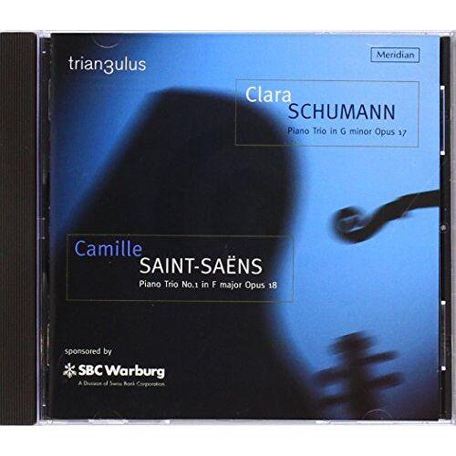Clara Schumann - Clara Schumann Piano Trio,Saint Saens Piano Trio - Preis vom 09.05.2021 04:52:39 h