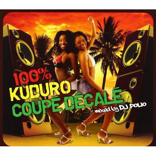 Various - 100% Kuduro Coupe Decale [Four - Preis vom 16.04.2021 04:54:32 h
