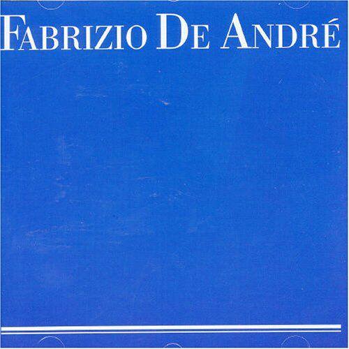 Fabrizio de Andre - Fabrizio de Andre (Blu) - Preis vom 20.01.2021 06:06:08 h