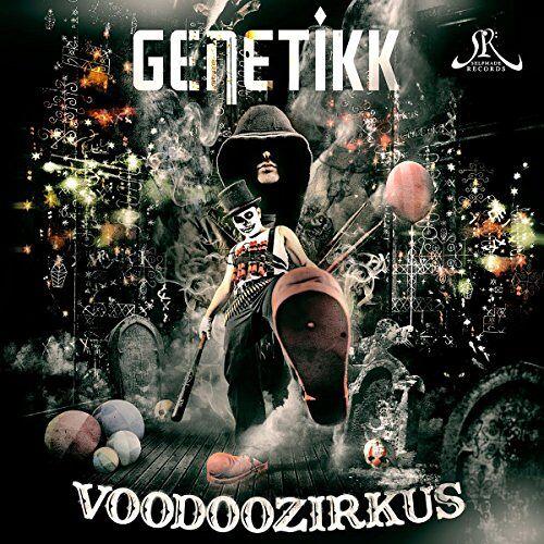 Genetikk - Voodoozirkus - Preis vom 08.04.2021 04:50:19 h
