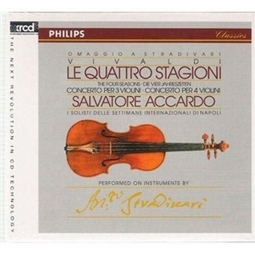 Salvatore Accardo - Salvatore Accardo (XRCD) - Preis vom 12.04.2021 04:50:28 h
