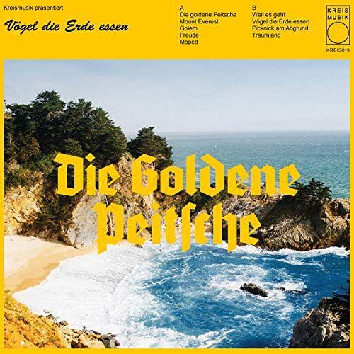 Vögel die Erde Essen - Vögel, die Erde essen: 'Die Goldene Peitsche' -CD - Preis vom 15.04.2021 04:51:42 h