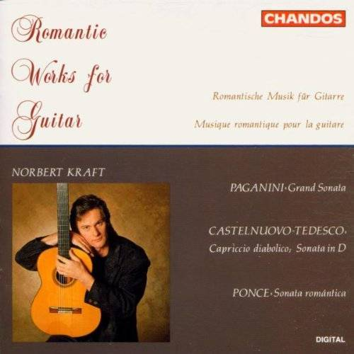 Sonata Romantica - Romantische Musik für Gitarre - Preis vom 24.01.2021 06:07:55 h