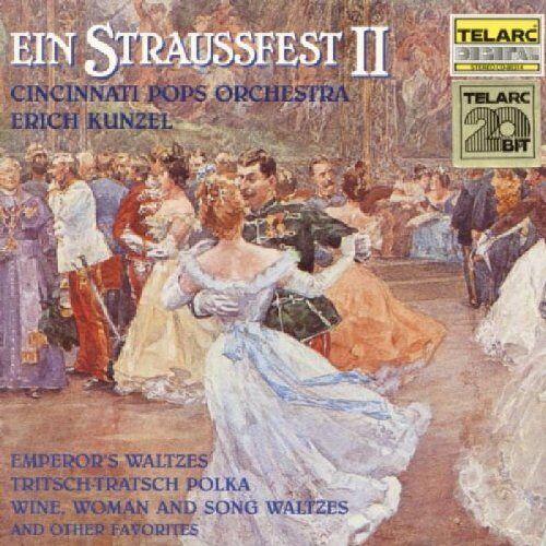 Erich Kunzel - Ein Straussfest 2 - Preis vom 13.05.2021 04:51:36 h