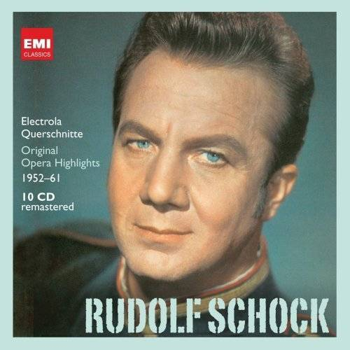 Schock - Rudolf Schock - Preis vom 23.02.2021 06:05:19 h