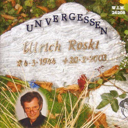 Ulrich Roski - Unvergessen - Preis vom 20.10.2020 04:55:35 h