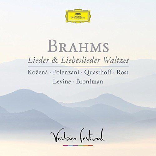 Kozena - Lieder & Liebeslieder Walzer - Preis vom 28.02.2021 06:03:40 h
