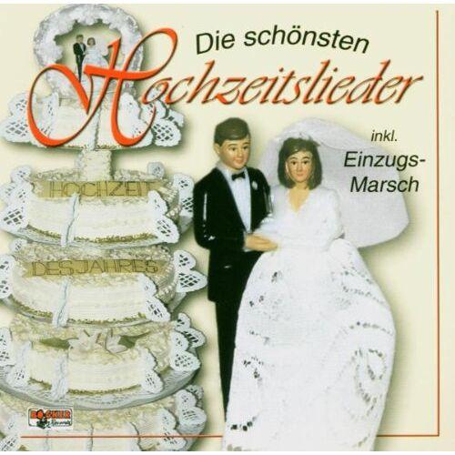 Various - Die Schönsten Hochzeitslieder - Preis vom 27.01.2021 06:07:18 h
