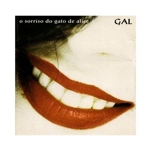 Gal Costa - O Sorriso Do Gato de Alice - Preis vom 20.10.2020 04:55:35 h