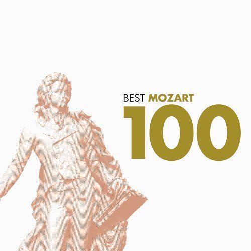 W.a. Mozart - Best Mozart 100 - Preis vom 20.10.2020 04:55:35 h