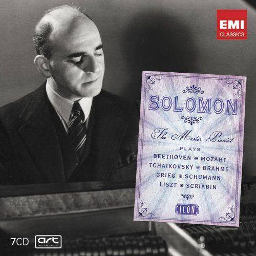 Solomon - Icon:Solomon - Preis vom 05.09.2020 04:49:05 h