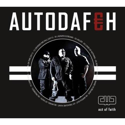 Autodafeh - Act of Faith - Preis vom 15.04.2021 04:51:42 h