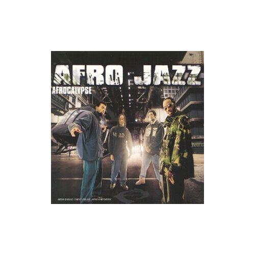 Afro Jazz - Afrocalypse - Preis vom 01.03.2021 06:00:22 h