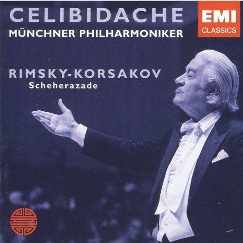 S. Celibidache - Scheherazade - Preis vom 15.04.2021 04:51:42 h