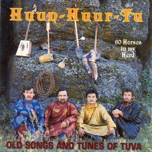 Huun-Huur-Tu - 60 Horses in My Herd - Preis vom 25.01.2021 05:57:21 h