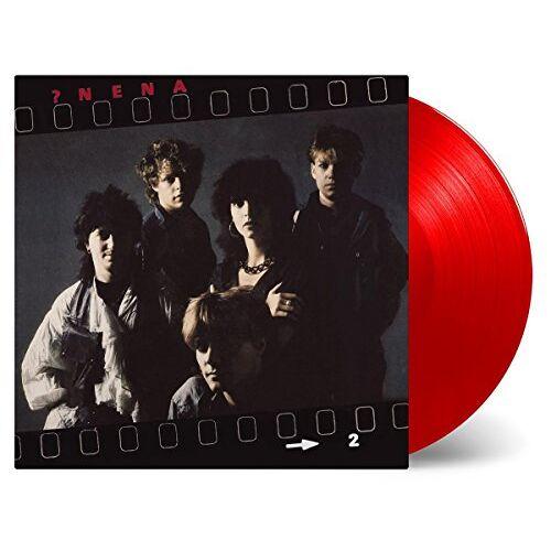 Nena - ? (Fragezeichen) (Ltd Red Vinyl) [Vinyl LP] - Preis vom 14.04.2021 04:53:30 h