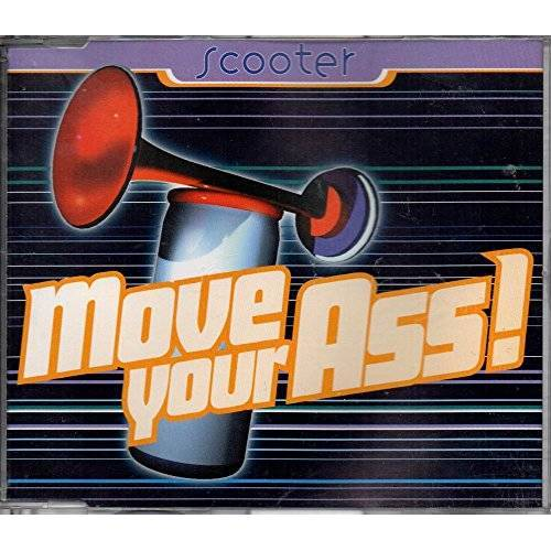 Scooter - Move Your Ass - Preis vom 04.09.2020 04:54:27 h