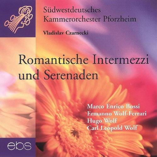 Czarnecki - Romantische Intermezzi und Ser - Preis vom 22.02.2021 05:57:04 h