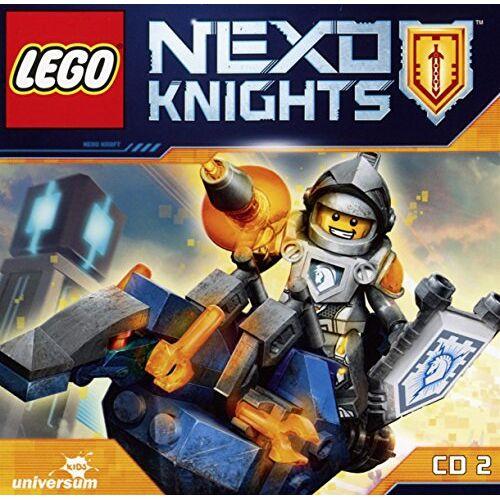 Lego Nexo Knights - Lego Nexo Knights Hörspiel Folge 2 - Preis vom 23.01.2020 06:02:57 h