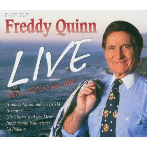 Freddy Quinn - Freddy Quinn Live - Preis vom 08.04.2020 04:59:40 h